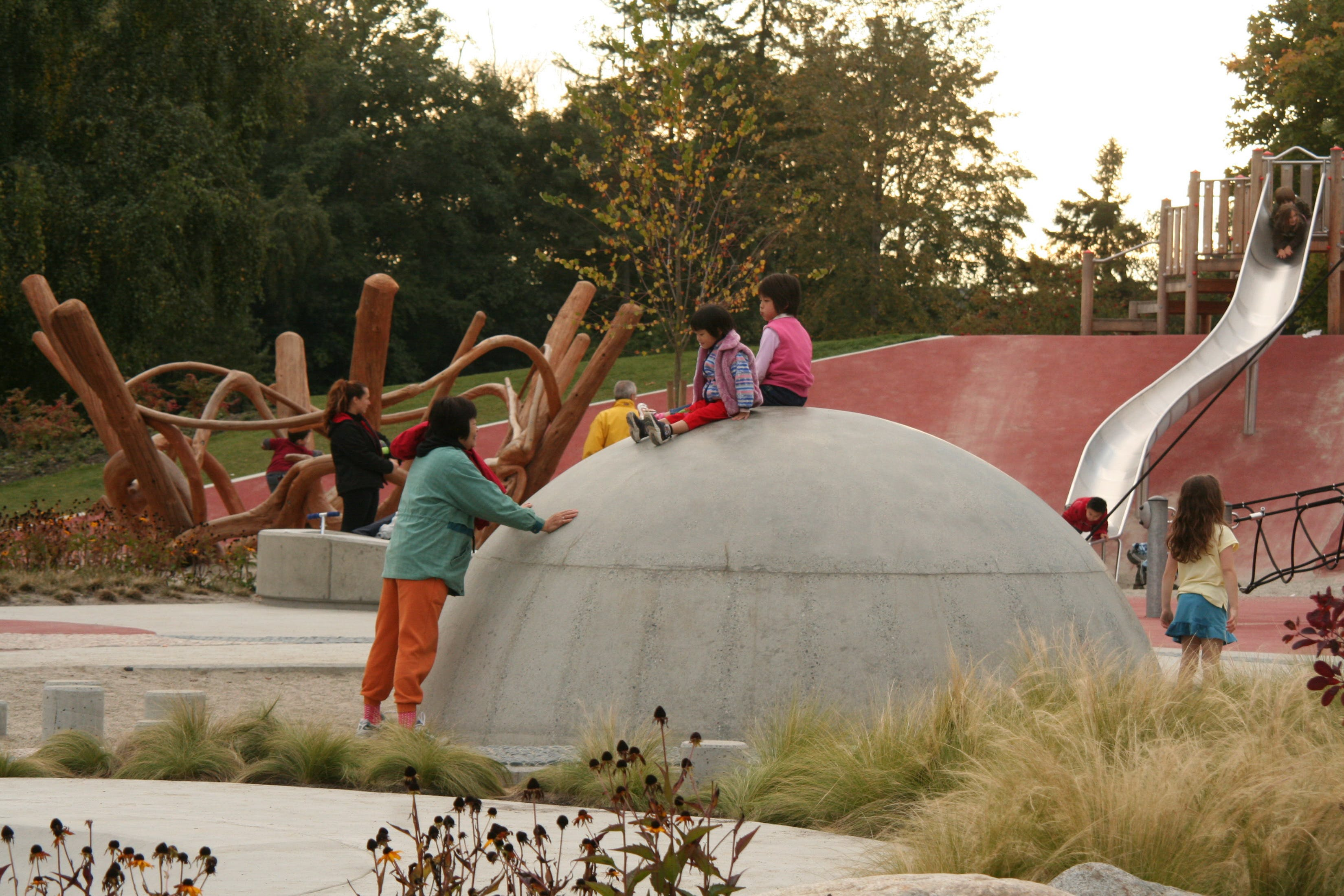 Garden City Play Environment | space2place landscape architects ...