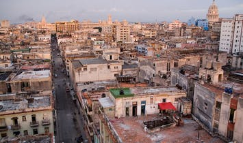 A glimpse at Havana's rooftop dwellers as urban landscape transforms