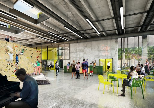 Image: Schmidt Hammer Lassen Architects.
