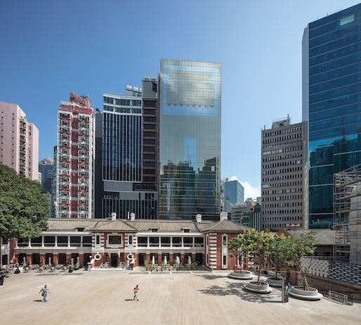 Tai Kwun - The Centre for Heritage and Arts in Hong Kong by Purcell (Conservation Architect), Herzog & de Meuron (Architect and Master Planner), Rocco Design Architects Associates Limited (Executive Architect). Photo: Edmon Leong.