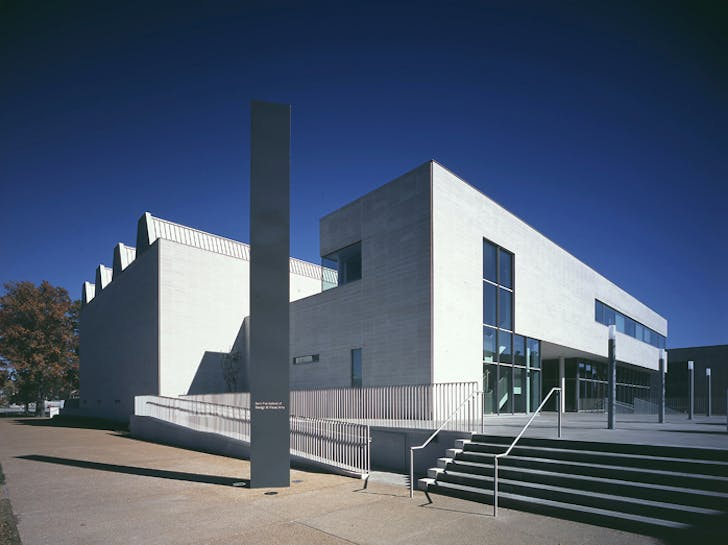 Sam Fox School of Design. Image: Maki and Associates