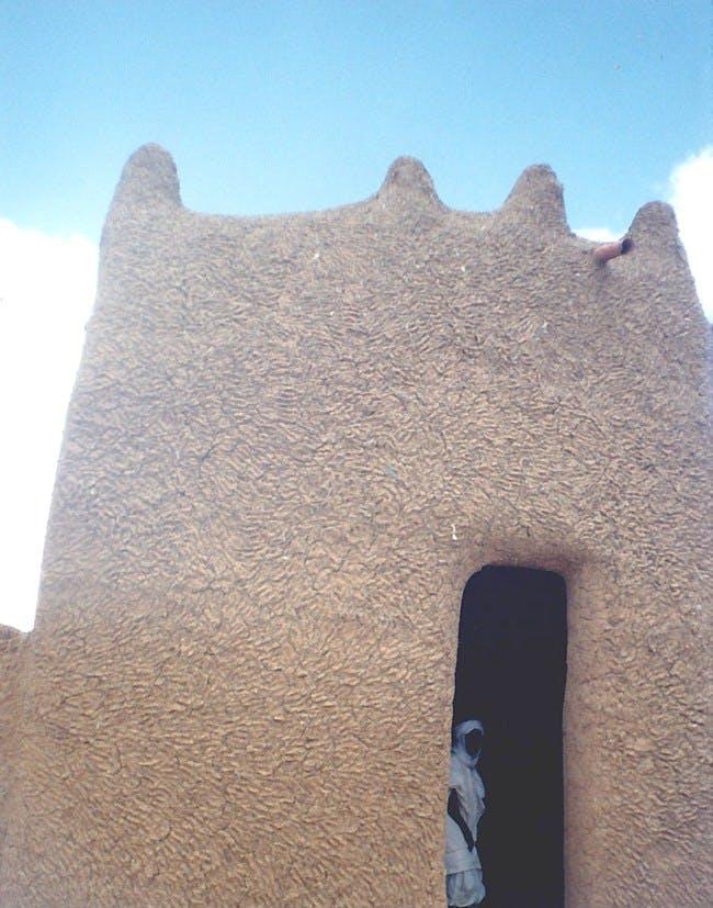 Earth Architecture in Niger via Adriana