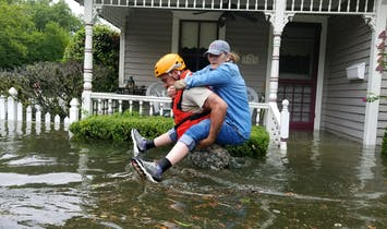 Trump revoked Obama's executive order on higher standards for flood protection two weeks before Hurricane Harvey