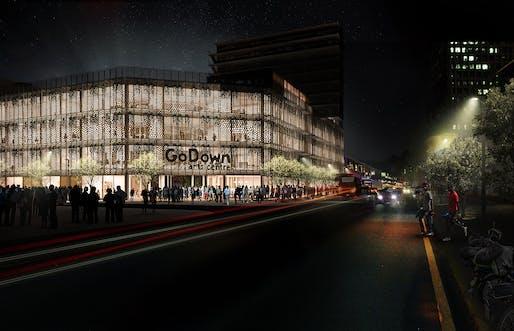The New GoDown Arts Centre by White Arkitekter © White Arkitekter
