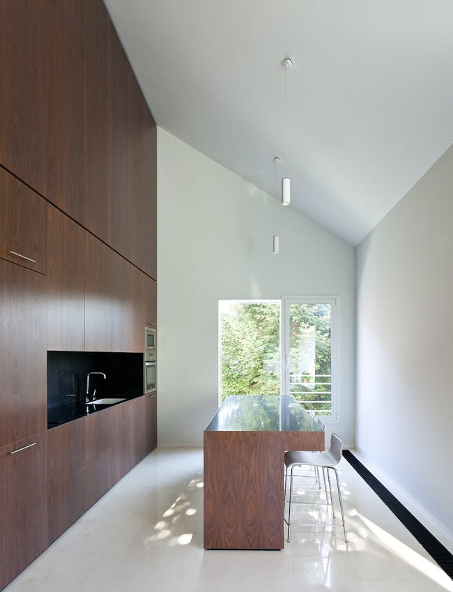 Family House in Vallvidrera, Barcelona, Spain by YLAB Arquitectos Barcelona; Photo: Marcela Grassi