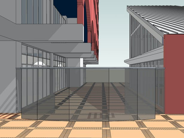 Final Design (West View) 2 of 3