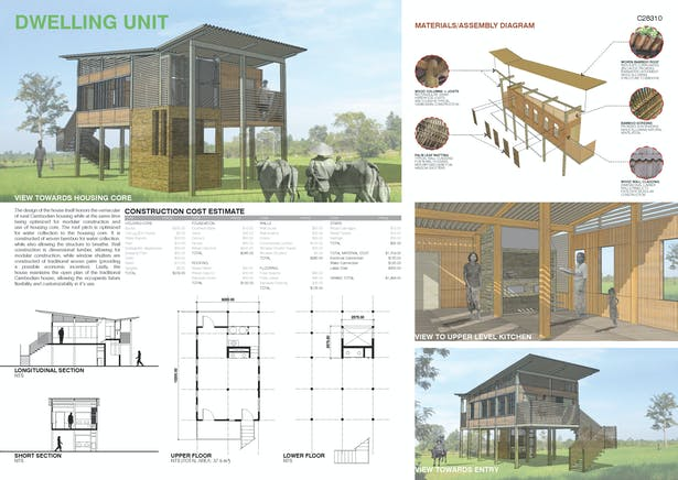 Presentation Board 03 | Dwelling Unit