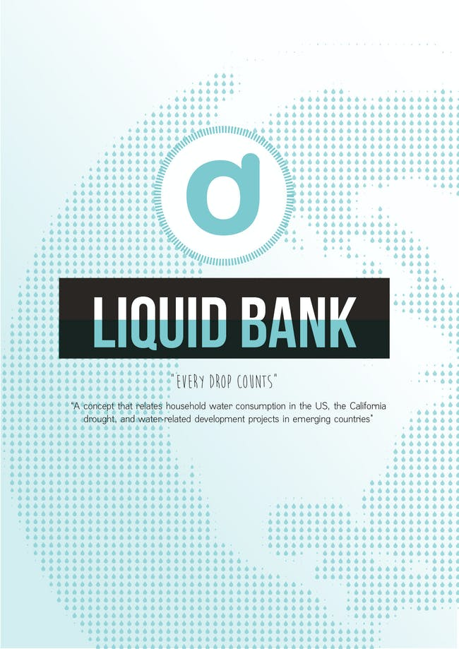 'Liquid Bank' presentation (2/14), courtesy of Juan Saez.