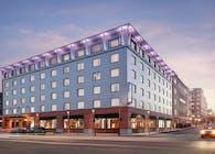 Hotel chain facade study