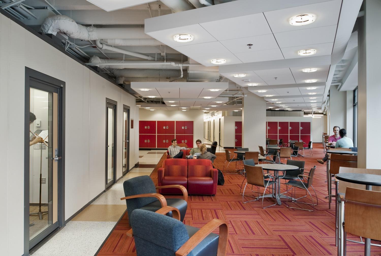 Boston University College of Fine Arts Wilson Butler Architects