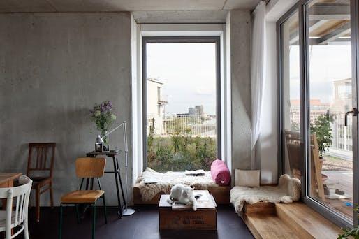 trace  history  alternative housing