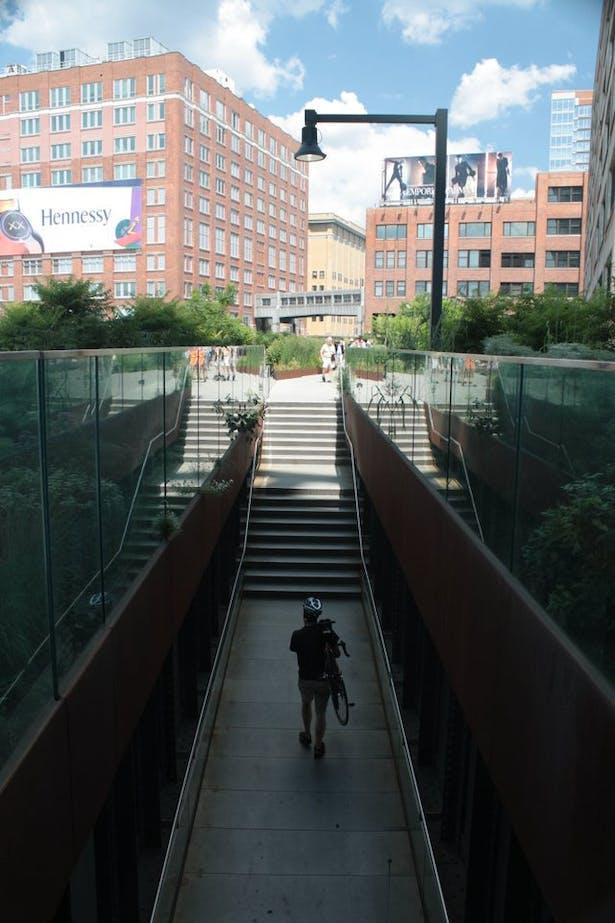 New York City, NY_High Line by DSR + James Corner