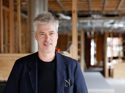 Robert Harwood is petitioning the Australian Institute of Architects to do more to keep non-architects from using the title 'architect' in their name. (Image via architectureanddesign.com.au)
