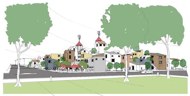 Finalist: Walker Architecture and Design, and Ceres NZ Development (New Zealand)