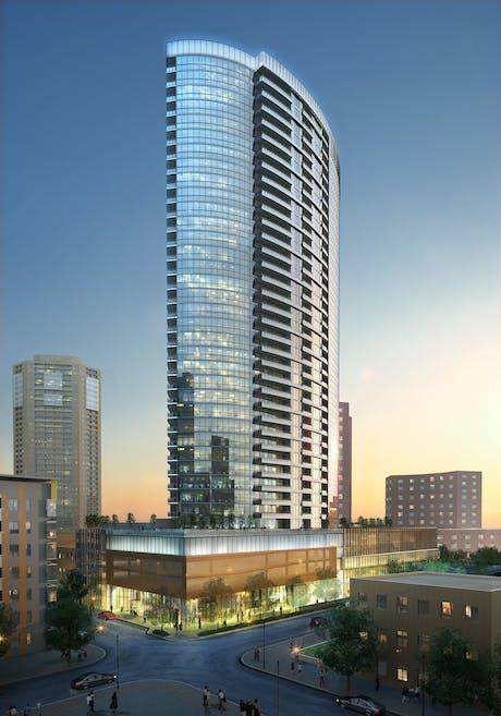 Loring Park Apartments in Minneapolis.