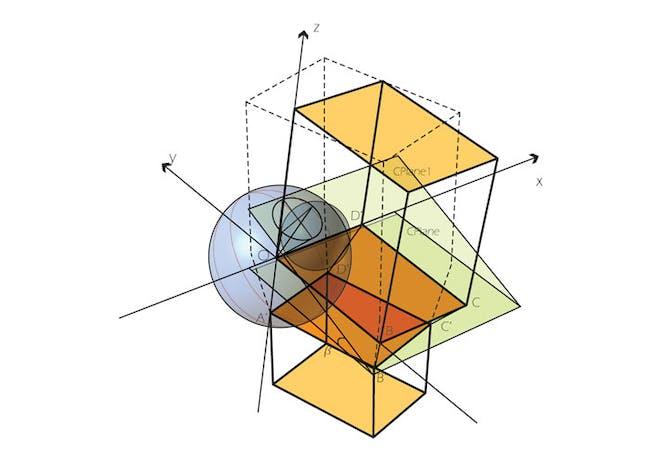 A diagram by Preston Scott Cohen. Credit: Preston Scott Cohen, Inc.