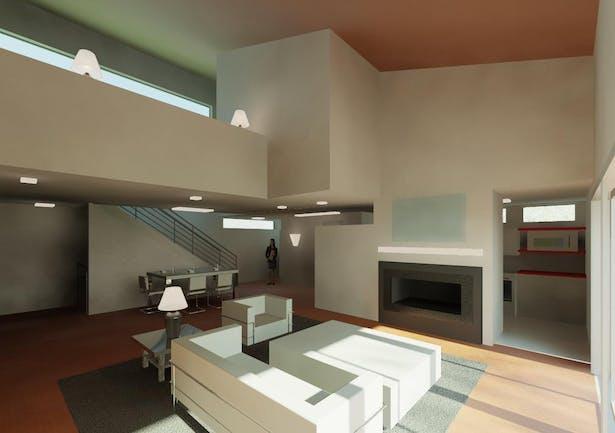 Tree House Retreat, Clifford O. Reid Architect