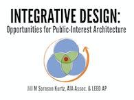 Integrative Design & Public Interest Research