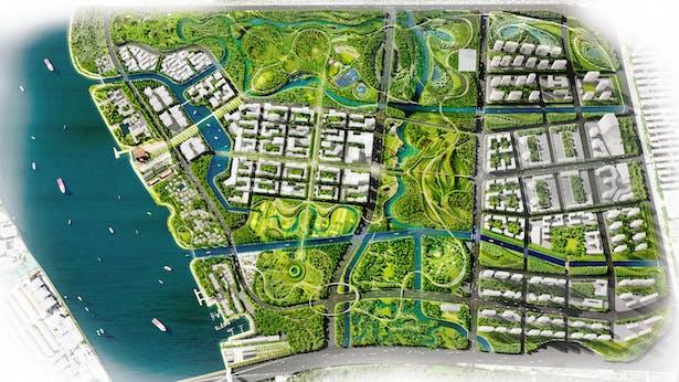 Park Plan © TLS