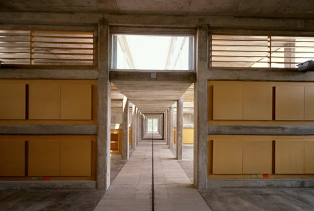 Centro para Invidentes y Débiles Visuales - Taller de Arquitectura|
