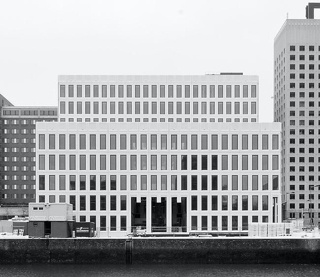 Vancouver in Rotterdam, the Netherlands by KAAN Architecten; Photo: Sebastian van Damme