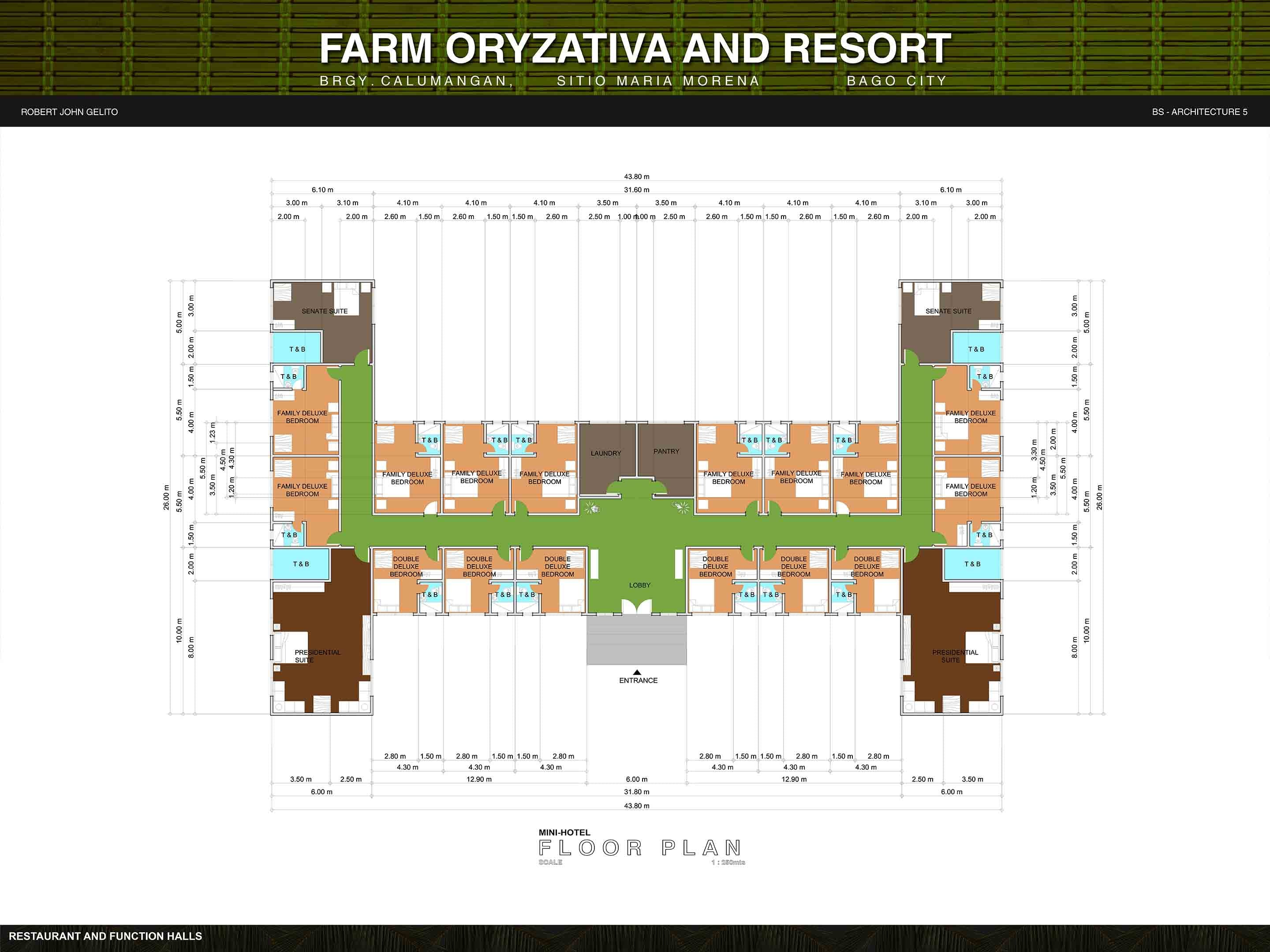 resort thesis Resort planning & design plans:by arcmax architects, +91-9898390866 for resort design and planning anywhere in india, usa and uk a resort may be defined as a recreational place which can also serve as an accommodation facility.