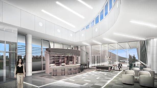 Flight Operations Building / Ding Shu General Airport, Yixing Dushu, China / Cordogan Clark & Associates with Hanson