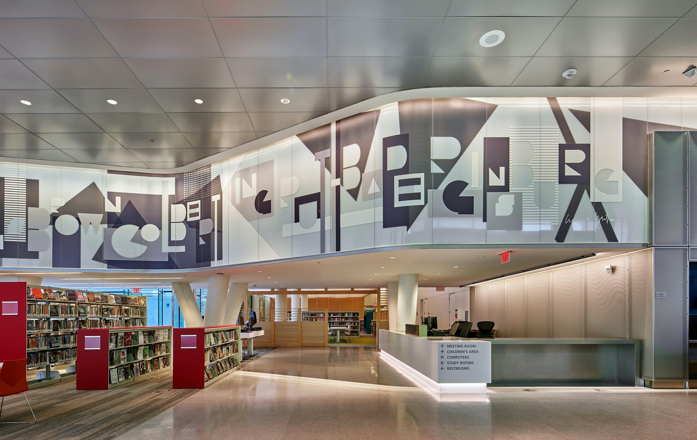 First Dc Public Library In Public Private Building Venture