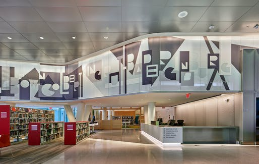 DC Public Library - West End Branch by CORE. Credit: Ron Ngiam