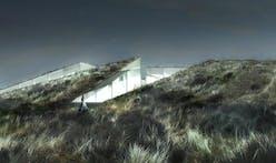 BIG's Blåvand Bunker Museum to be built in historic dune landscape in Varde, Denmark