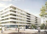 BCRarchitectes - Ecoquartier Meyrin