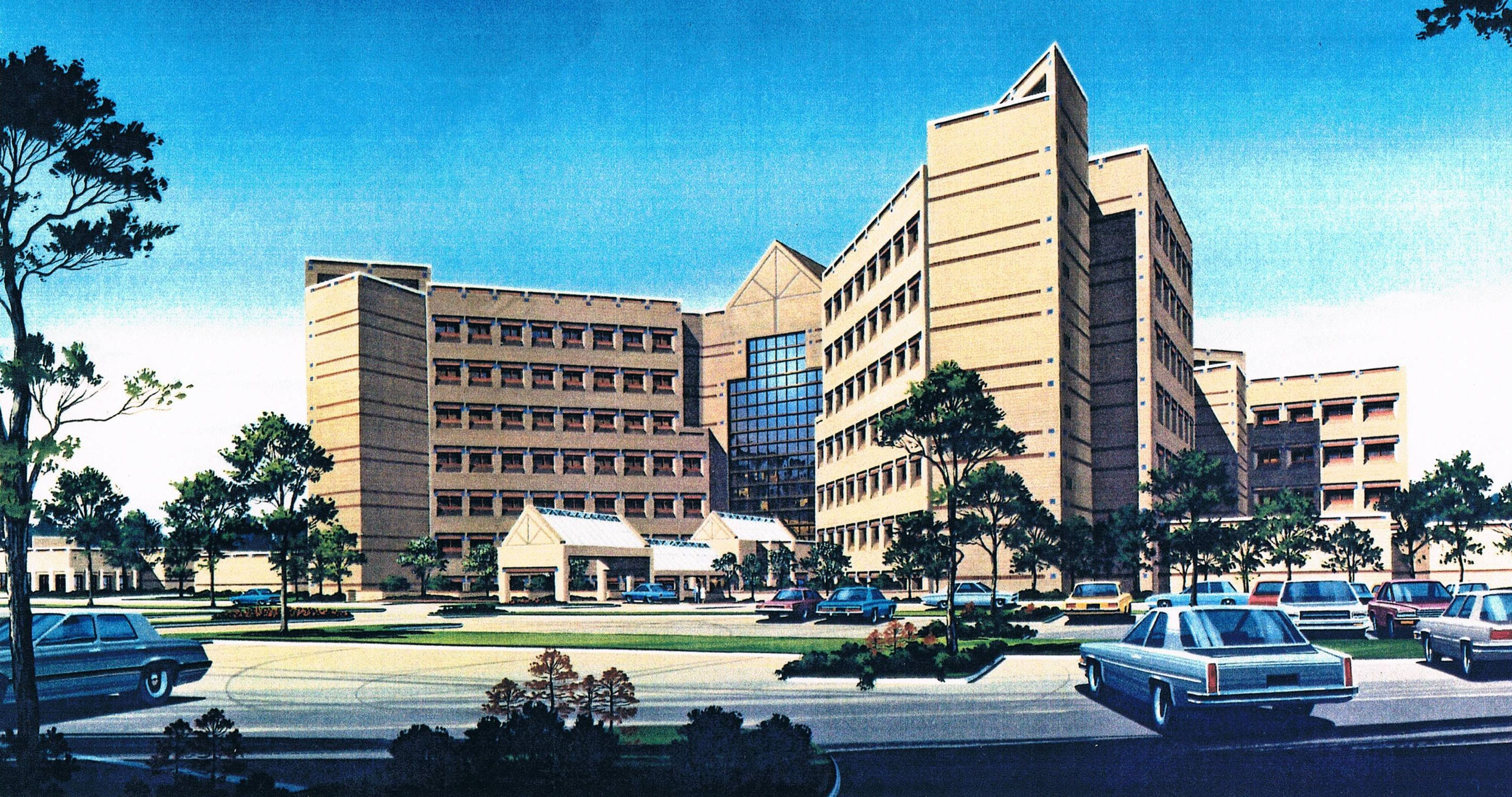 Brooke Army Medical Center Bamc Replacement Hospital