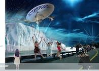 Ice Dream - Drifting iceberg festival along the coastline!