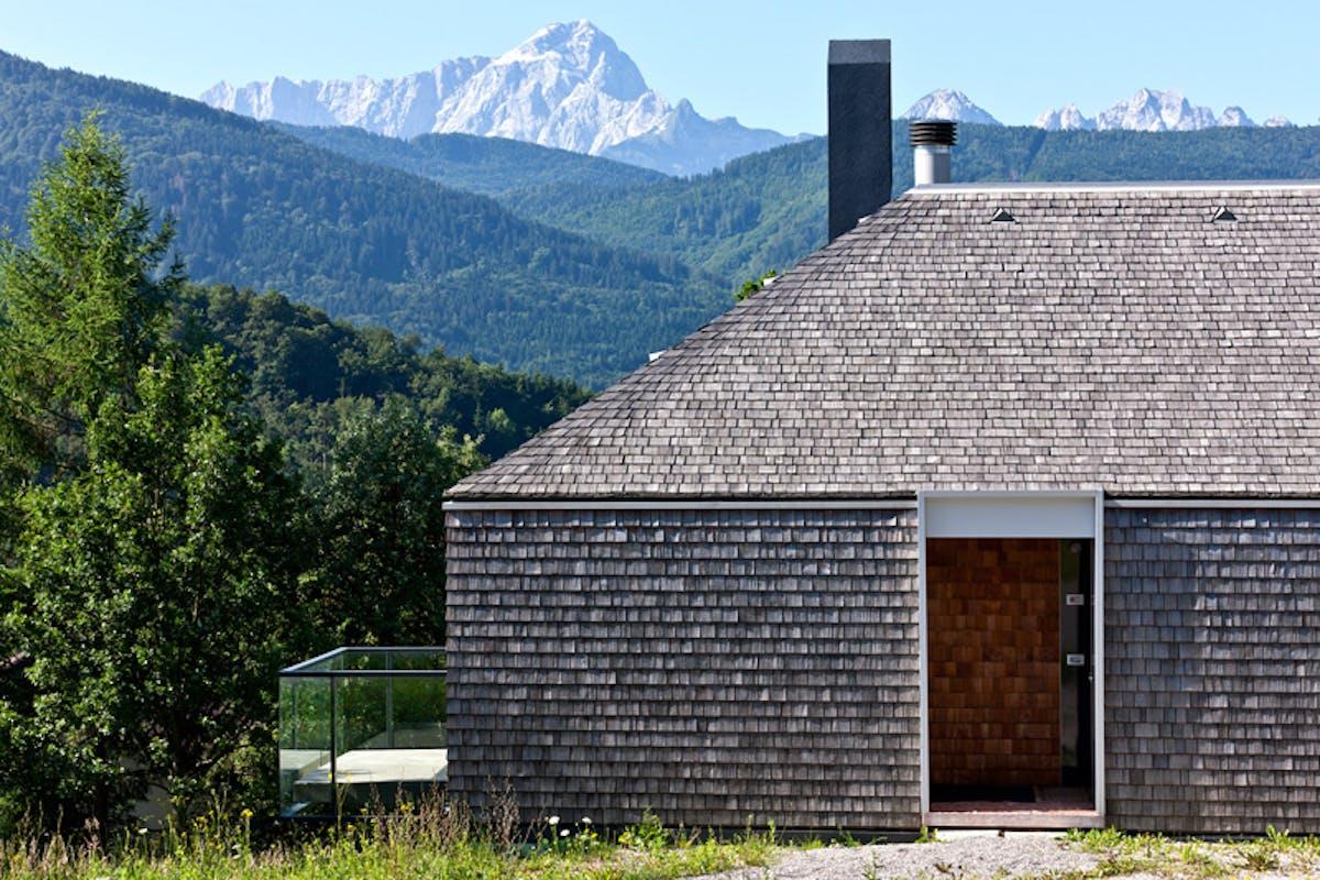 Gp Mountain House Geza Archinect