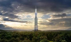 Sky City, world's tallest building, stops construction due to lack of government approval