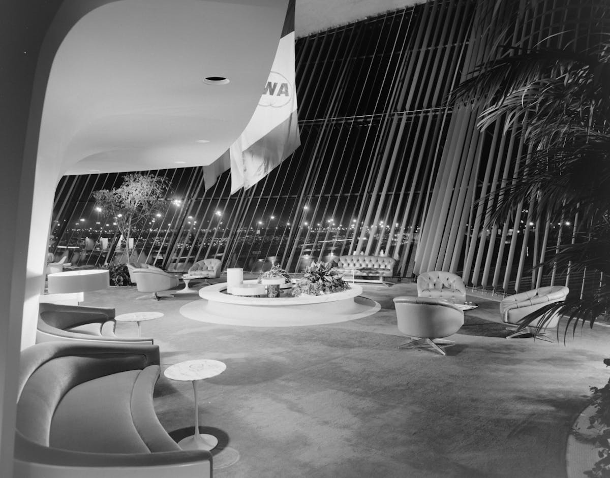 Twa Hotel Hopes To Revive Saarinen S Iconic Terminal At