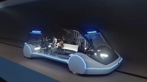 Image: The Boring Company