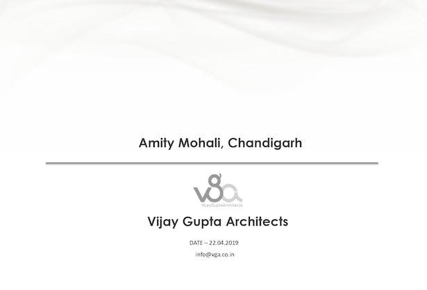 VGA_Project_Amity University, Mohali