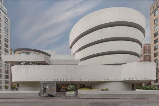 The Guggenheim Museum. All images courtesy of Marc Yankus