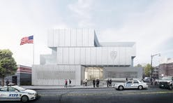 New Bronx police station designed by Bjarke Ingels aims to improve police and community relations