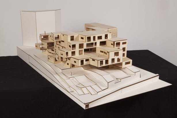 Physical Scale Model
