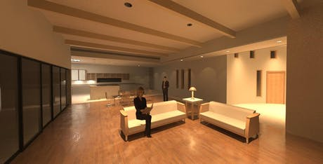 Custom Home for a client. Full project completed in Auotdesk Revit