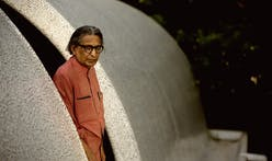 Pritzker Prize laureate Balkrishna Doshi's plea for a Biological City