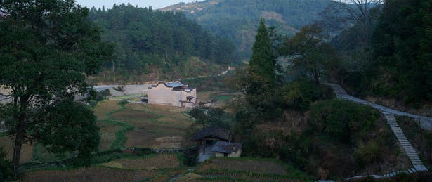 06The bookstore in the paddy fields ©CHEN Hao