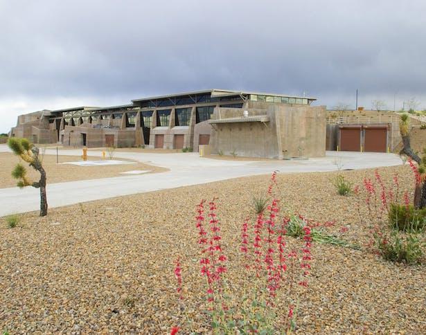 pump station-desert living center