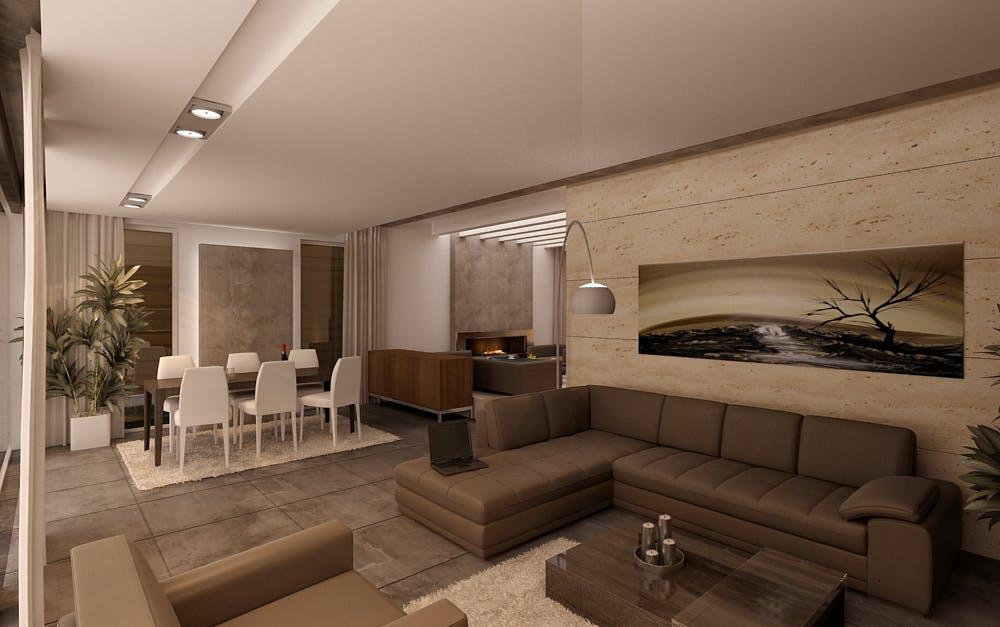 Salon Grenat Moderne : Modern villa mohamed tantawi archinect