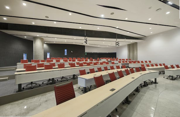 500 Seat Lecture Hall