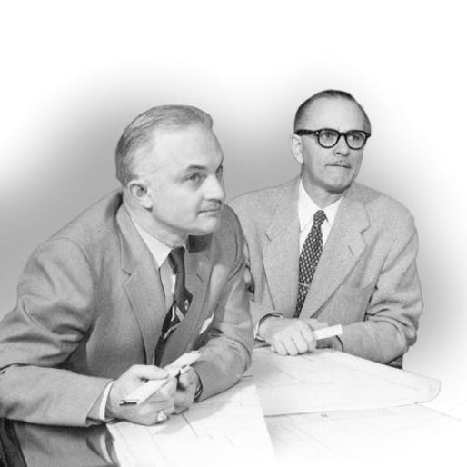 Russell E. Horn, Sr. and Clair S. Buchart