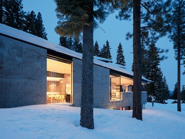 Lookout House (Image: Joe Fletcher)