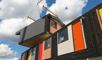 Architects in the UK reconsider their relationship with manufacturers and mass standardization